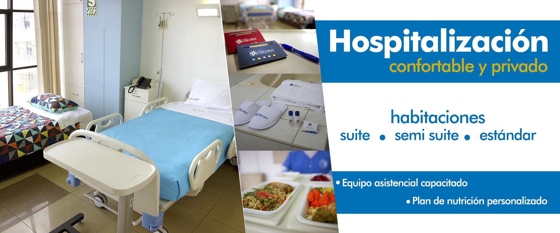 MacSalud Hospitalización