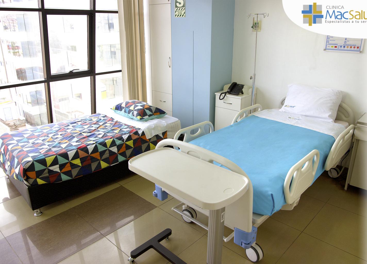 MacSalud Hospitalizacion